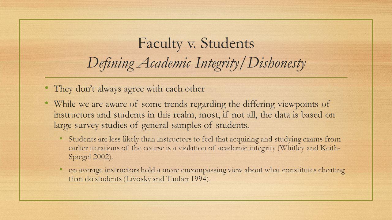 Faculty v.