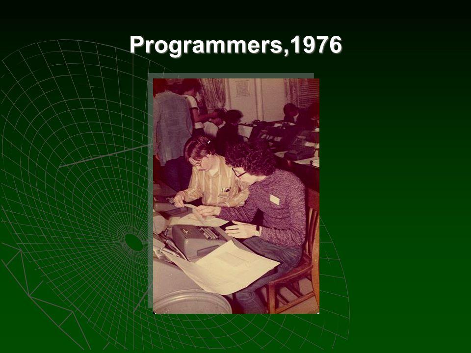 Programmers,1976