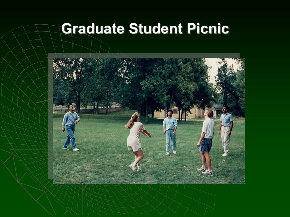 Graduate Student Picnic