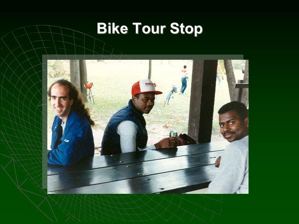 Bike Tour Stop