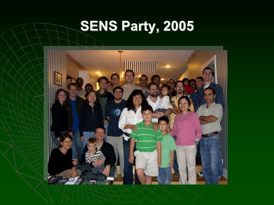 SENS Party, 2005