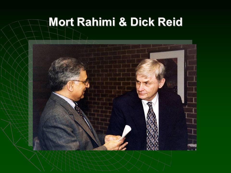 Mort Rahimi & Dick Reid