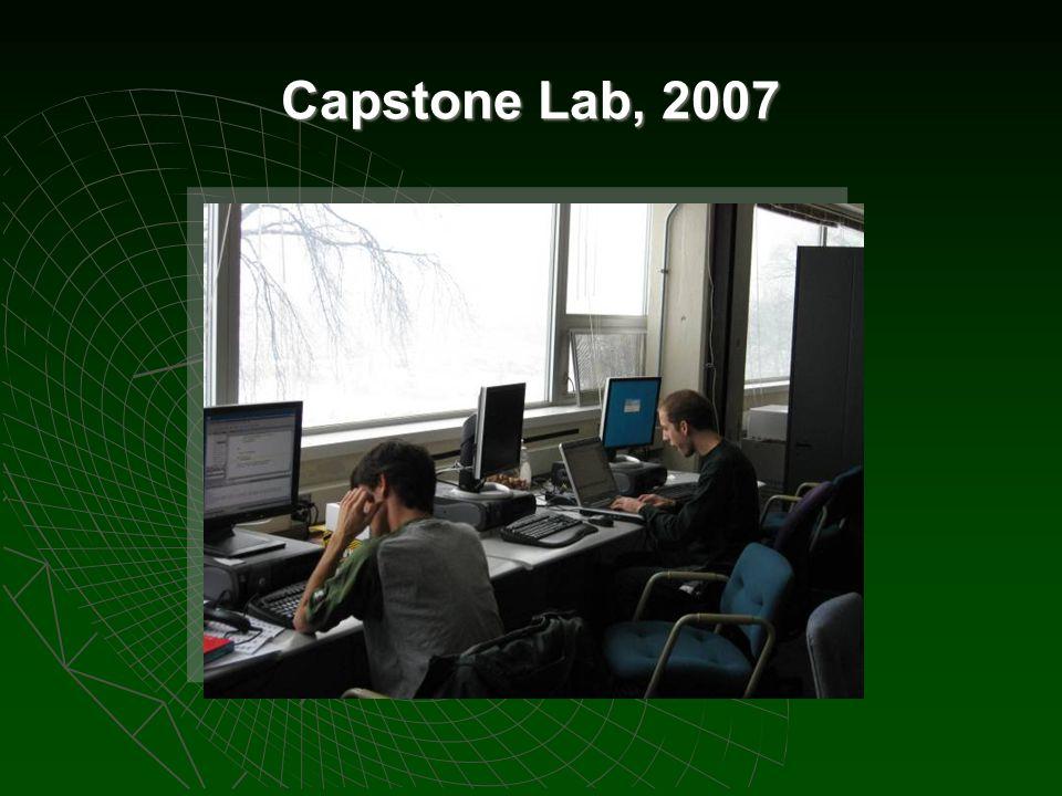 Capstone Lab, 2007