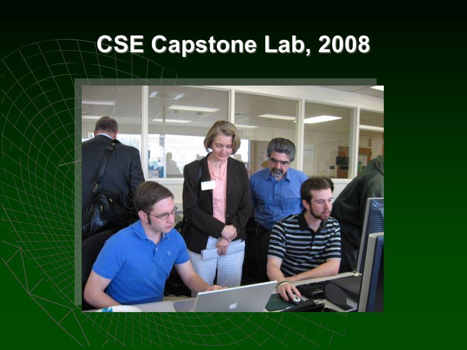 CSE Capstone Lab, 2008