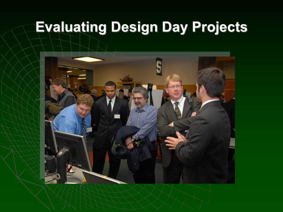 Evaluating Design Day Projects