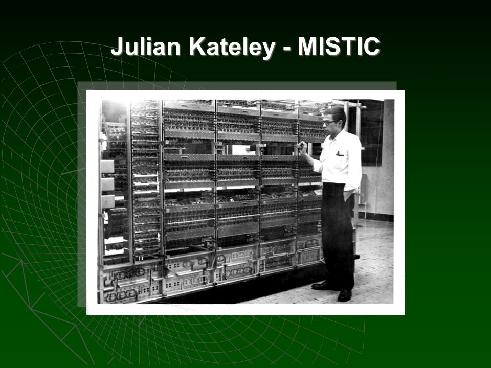 Julian Kateley - MISTIC