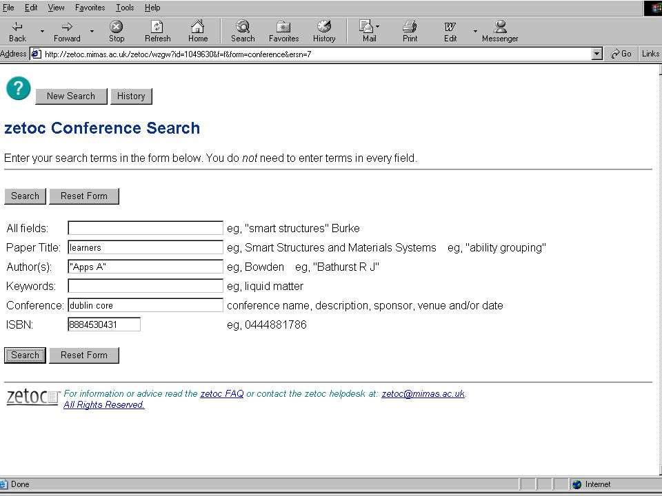 ECDL2004, 2004-09-14 11