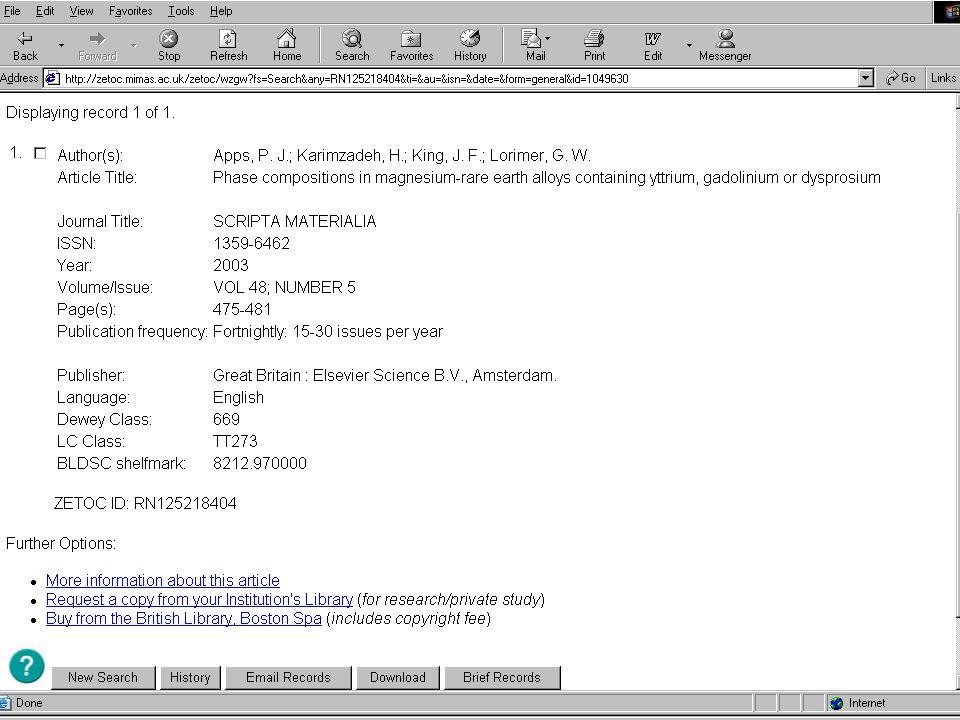 ECDL2004, 2004-09-14 14