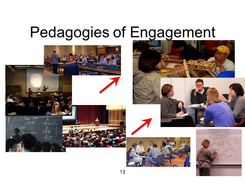 13 Pedagogies of Engagement