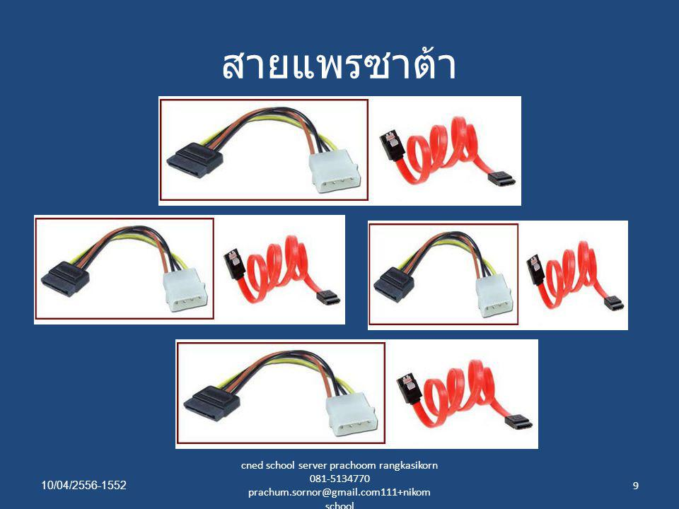 10/04/2556-1552 cned school server prachoom rangkasikorn 081-5134770 prachum.sornor@gmail.com111+nikom school 30