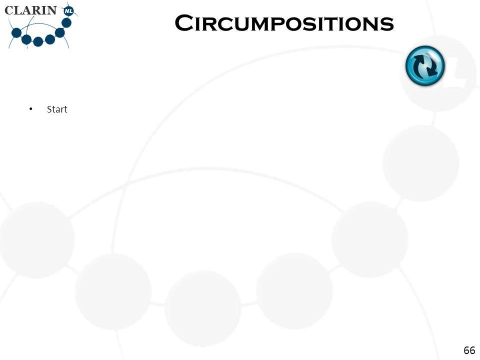 • Start Circumpositions 66