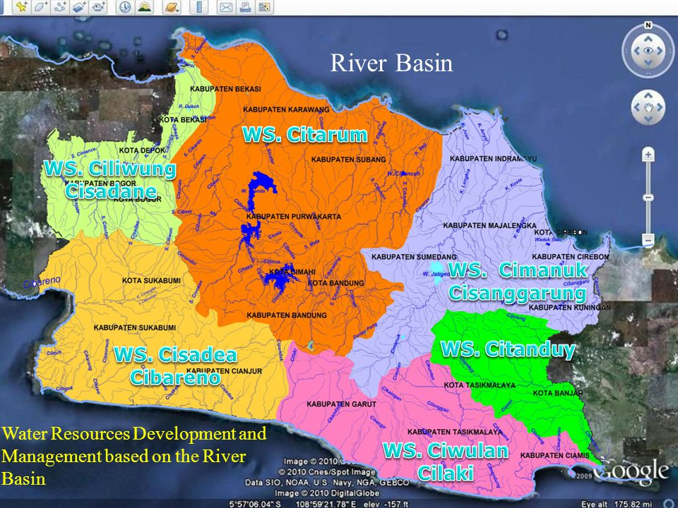 River Basin Water Resources Development and Management based on the River Basin