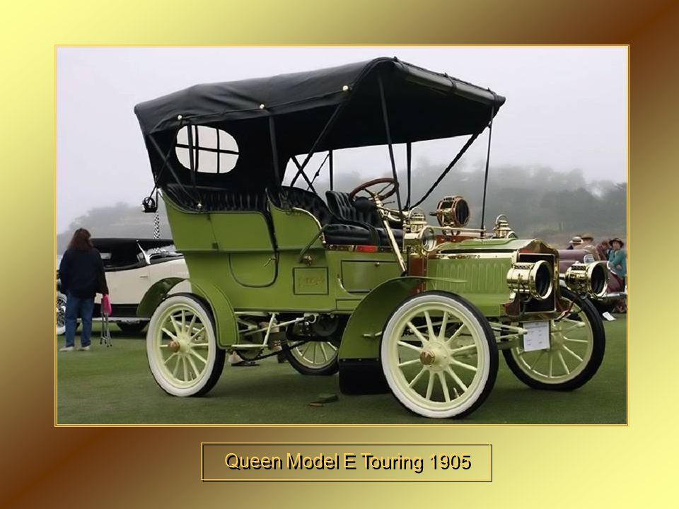 Queen Model E Touring 1905