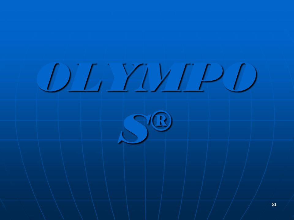 61 OLYMPO S ®
