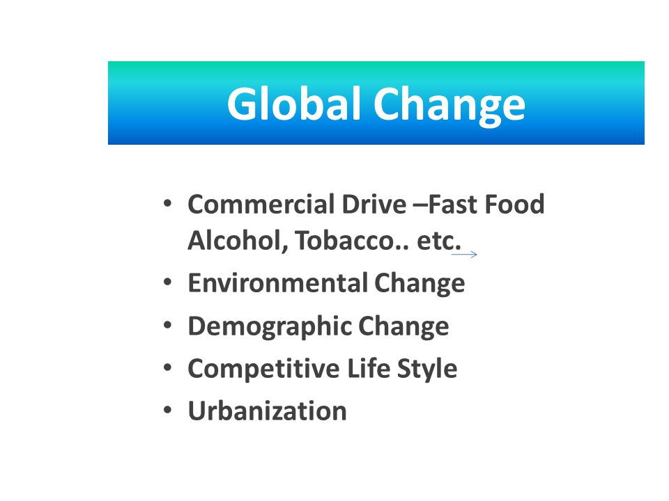• Commercial Drive –Fast Food Alcohol, Tobacco.. etc.