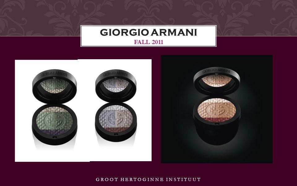 GIORGIO ARMANI FALL 2011