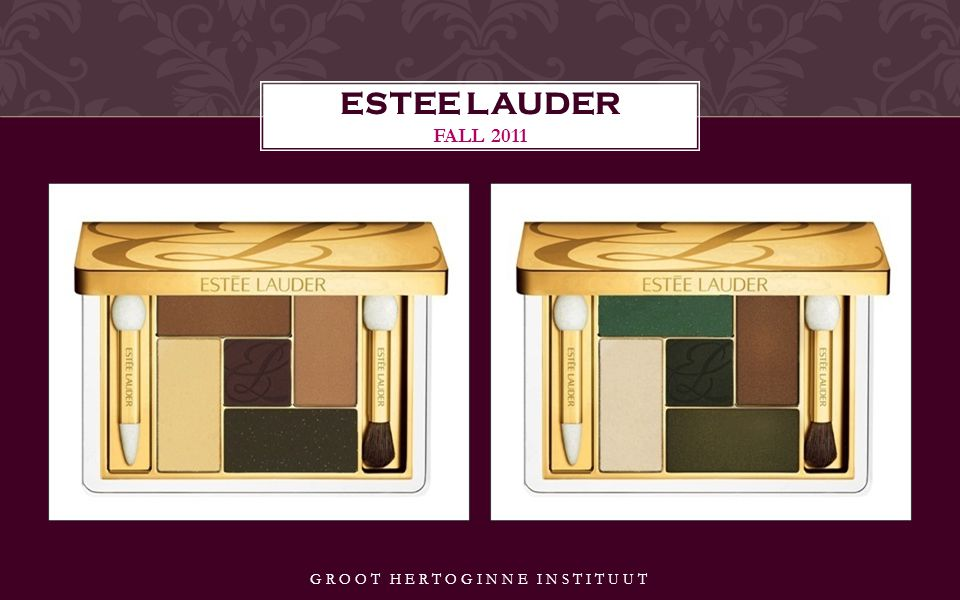 ESTEE LAUDER FALL 2011