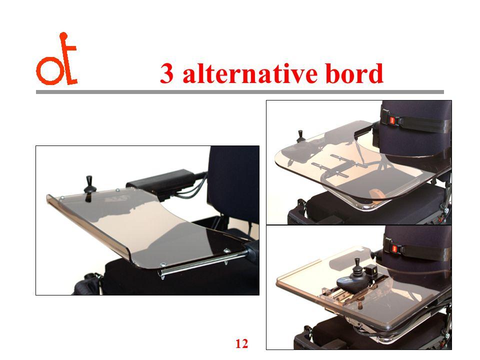12 3 alternative bord