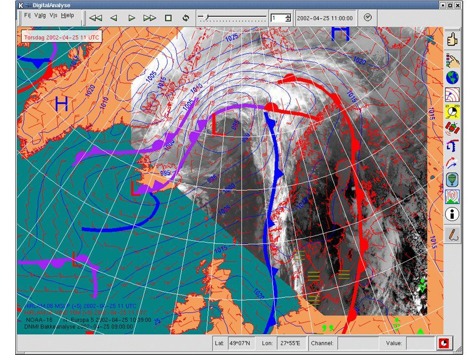 Forsvarets forskningsinstitutt LANDSAT 32 m resolution © USGS Increased resolution in satellite images (Litsa-fiord on the Kola-peninsula) SPOT 10 m resolution © SPOT Image IKONOS 1 m resolution © SpaceImaging