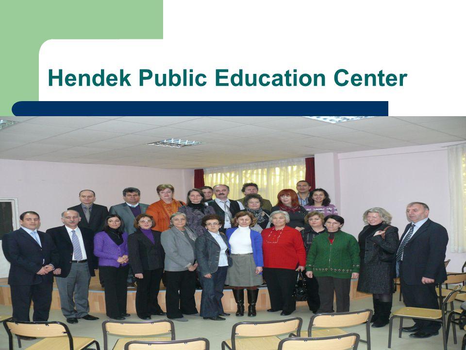 Hendek Public Education Center
