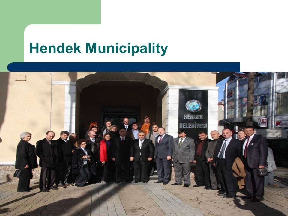 Hendek Municipality
