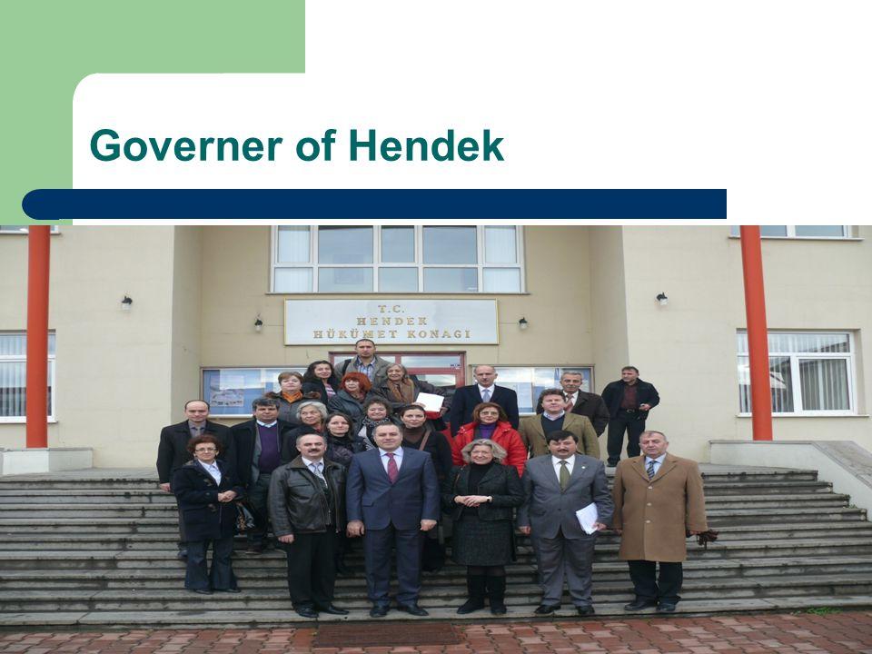 Governer of Hendek