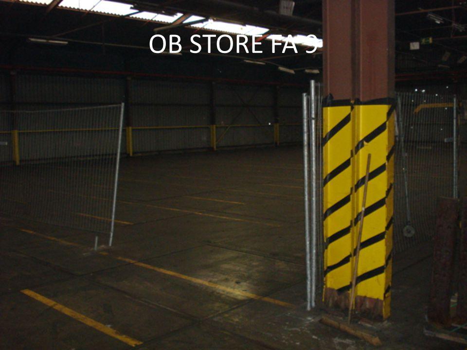 OB STORE FA 9