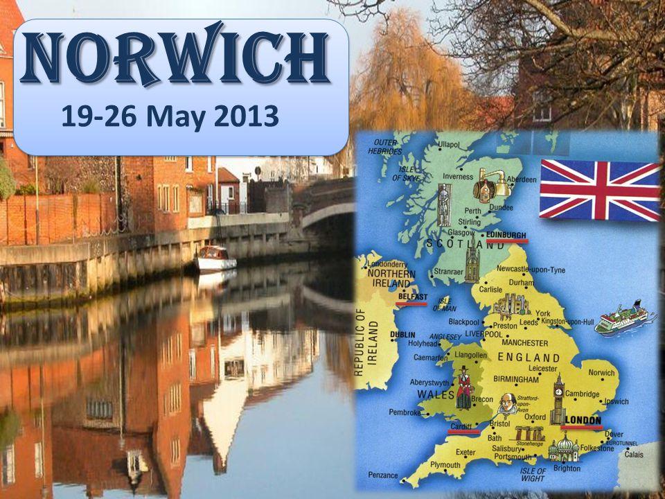 NORWICH 19-26 May 2013