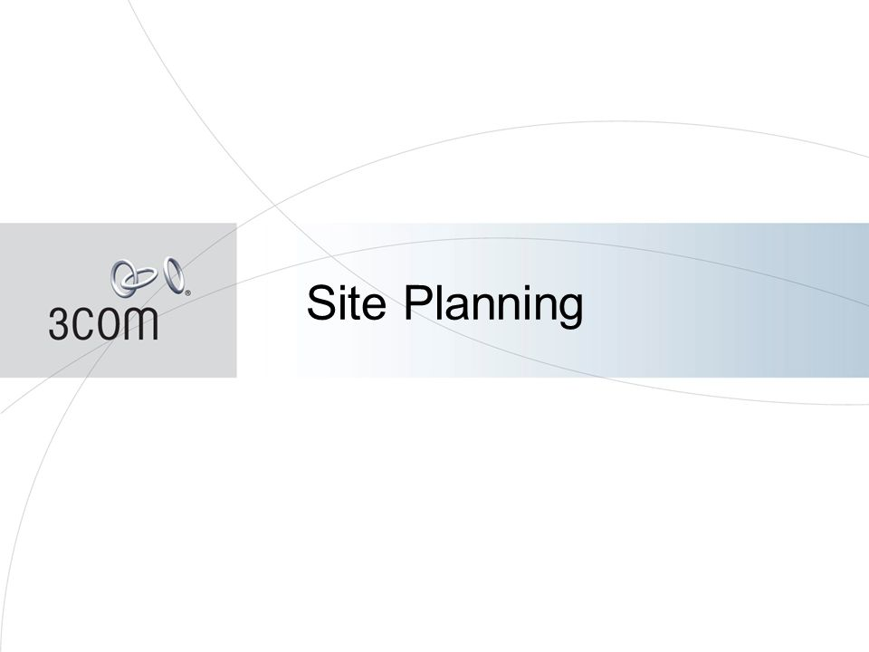 14 Site Planning