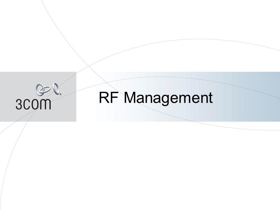 19 RF Management