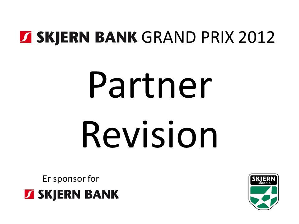 Partner Revision Er sponsor for