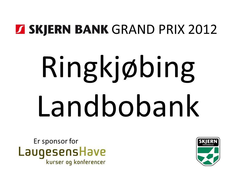 Ringkjøbing Landbobank Er sponsor for