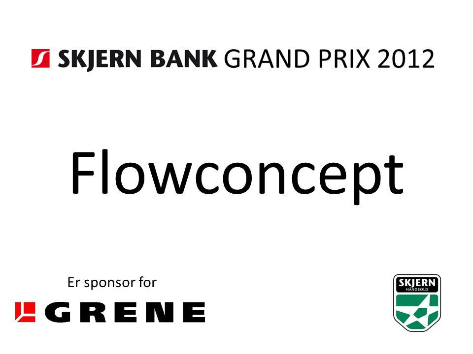 Flowconcept Er sponsor for