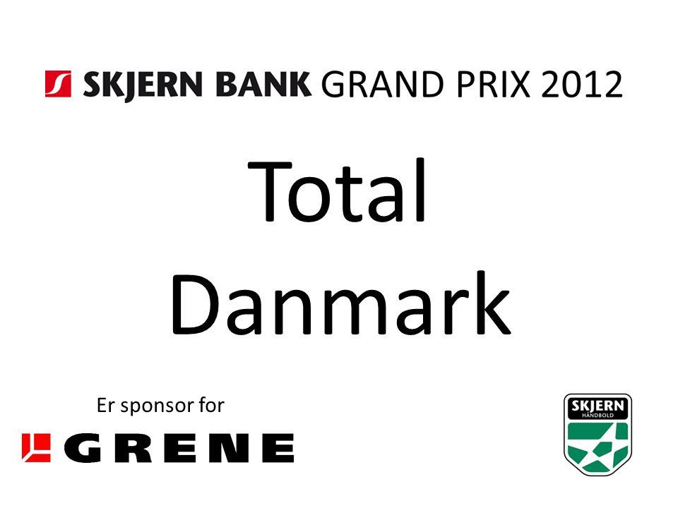 Total Danmark Er sponsor for