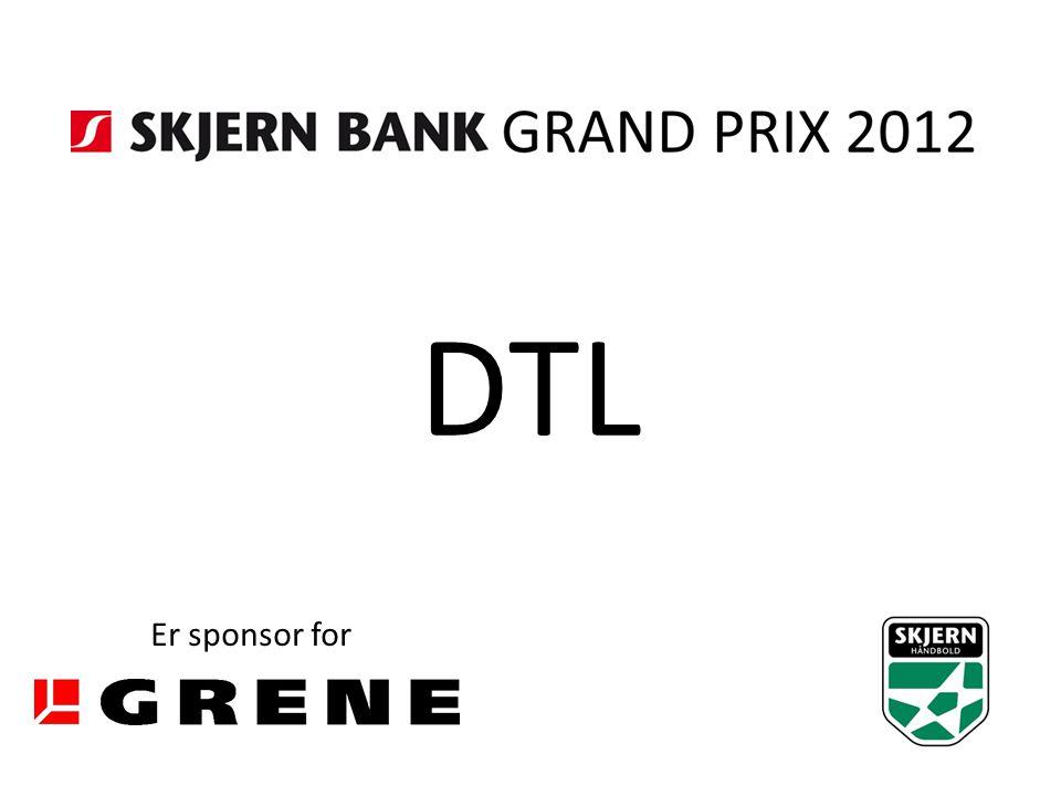 DTL Er sponsor for