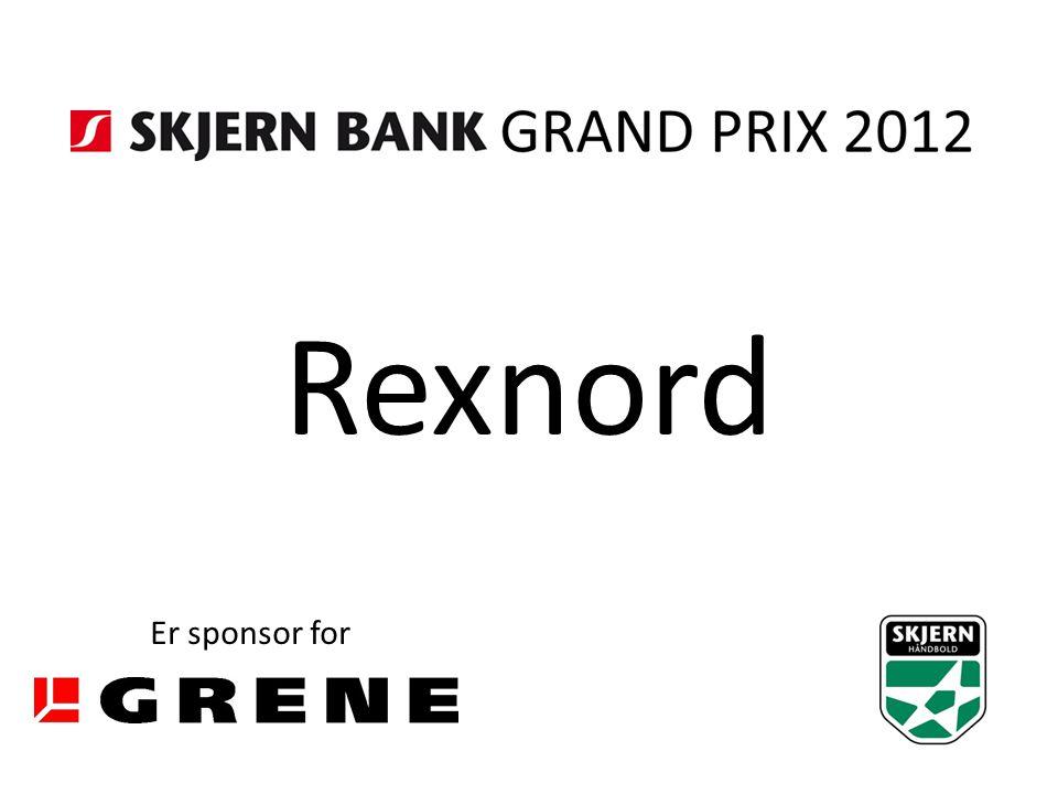 Rexnord Er sponsor for