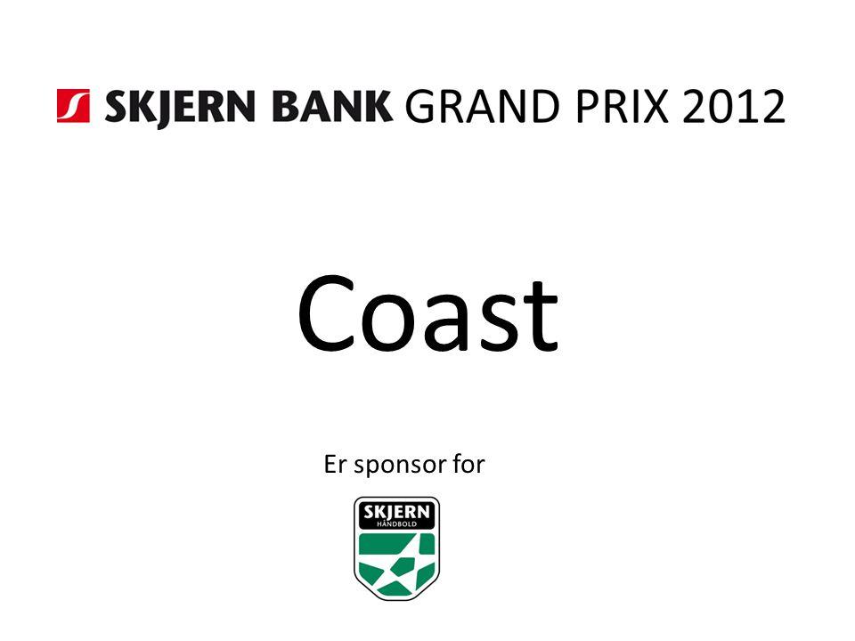 Coast Er sponsor for