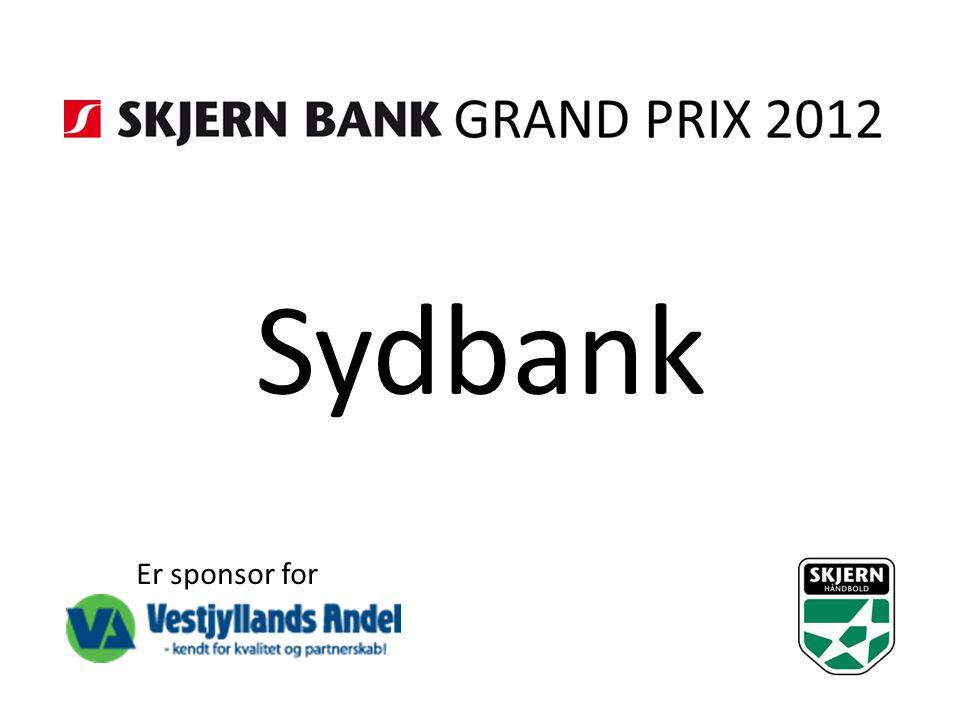Sydbank Er sponsor for