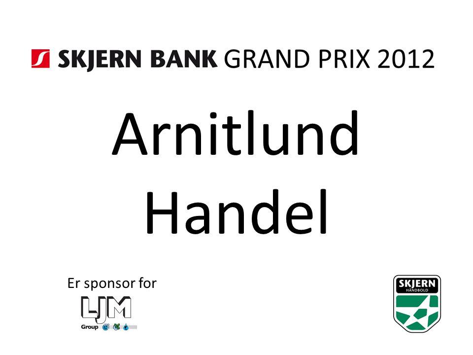 Arnitlund Handel Er sponsor for
