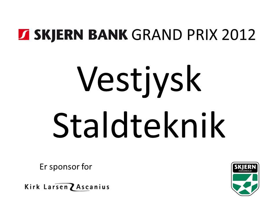 Vestjysk Staldteknik Er sponsor for