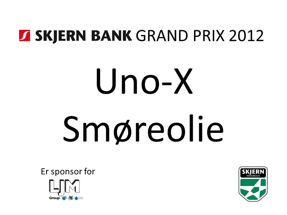 Uno-X Smøreolie Er sponsor for