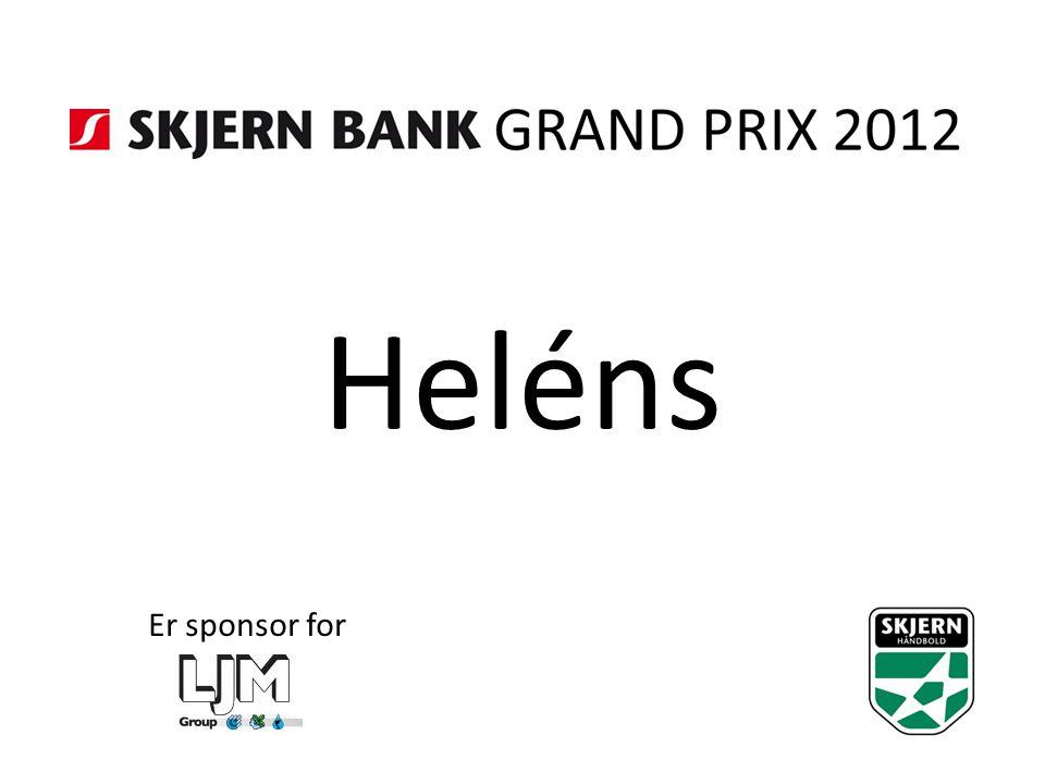 Heléns Er sponsor for