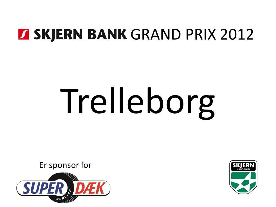 Trelleborg Er sponsor for