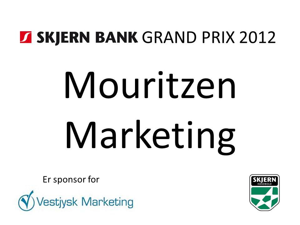 Mouritzen Marketing Er sponsor for