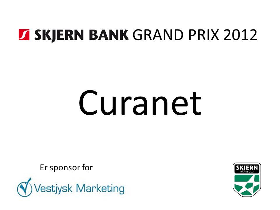 Curanet Er sponsor for