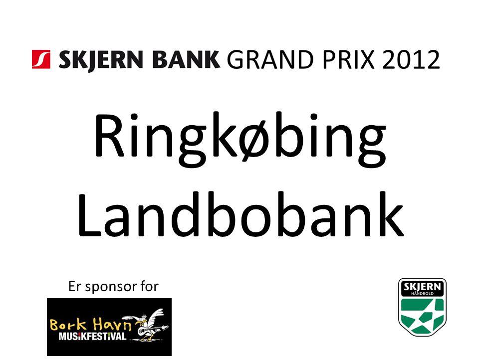 Ringkøbing Landbobank Er sponsor for