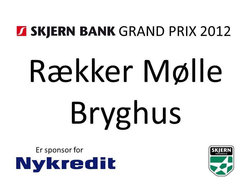 Rækker Mølle Bryghus Er sponsor for