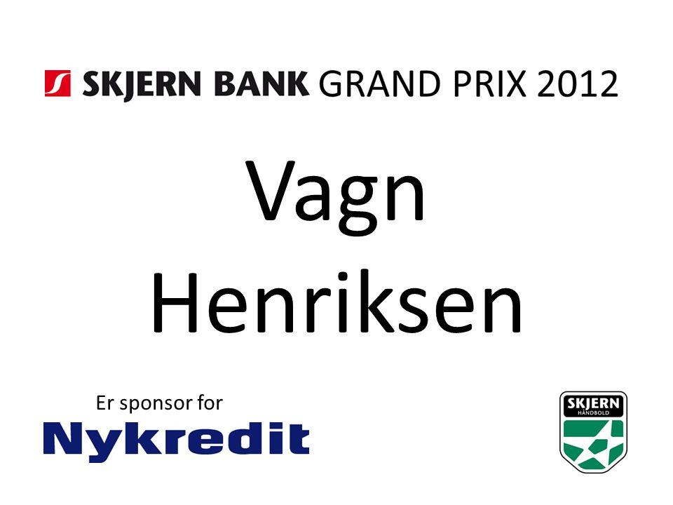 Vagn Henriksen Er sponsor for
