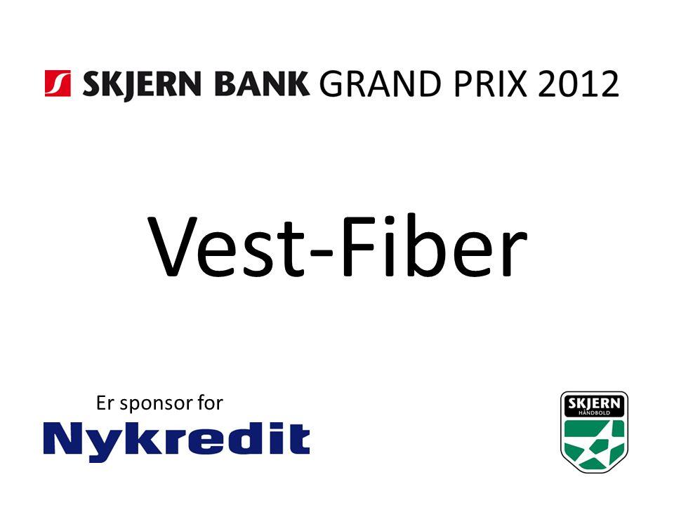 Vest-Fiber Er sponsor for