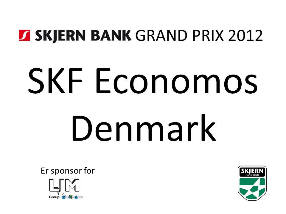 SKF Economos Denmark Er sponsor for